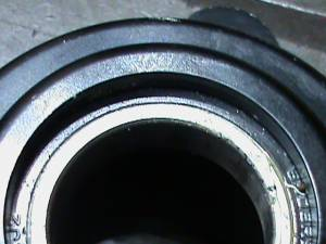 Bearing for the nose of a Harley Davidson reverse motor