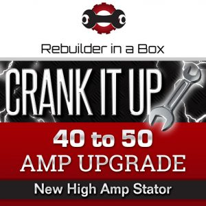 High Amp upgrade banner