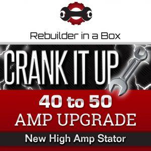 High Amp upgrade banner