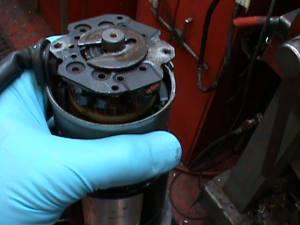 Reverse motor for Harley davidson