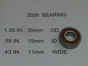 bearings 005