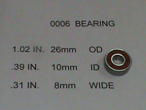 bearings 006
